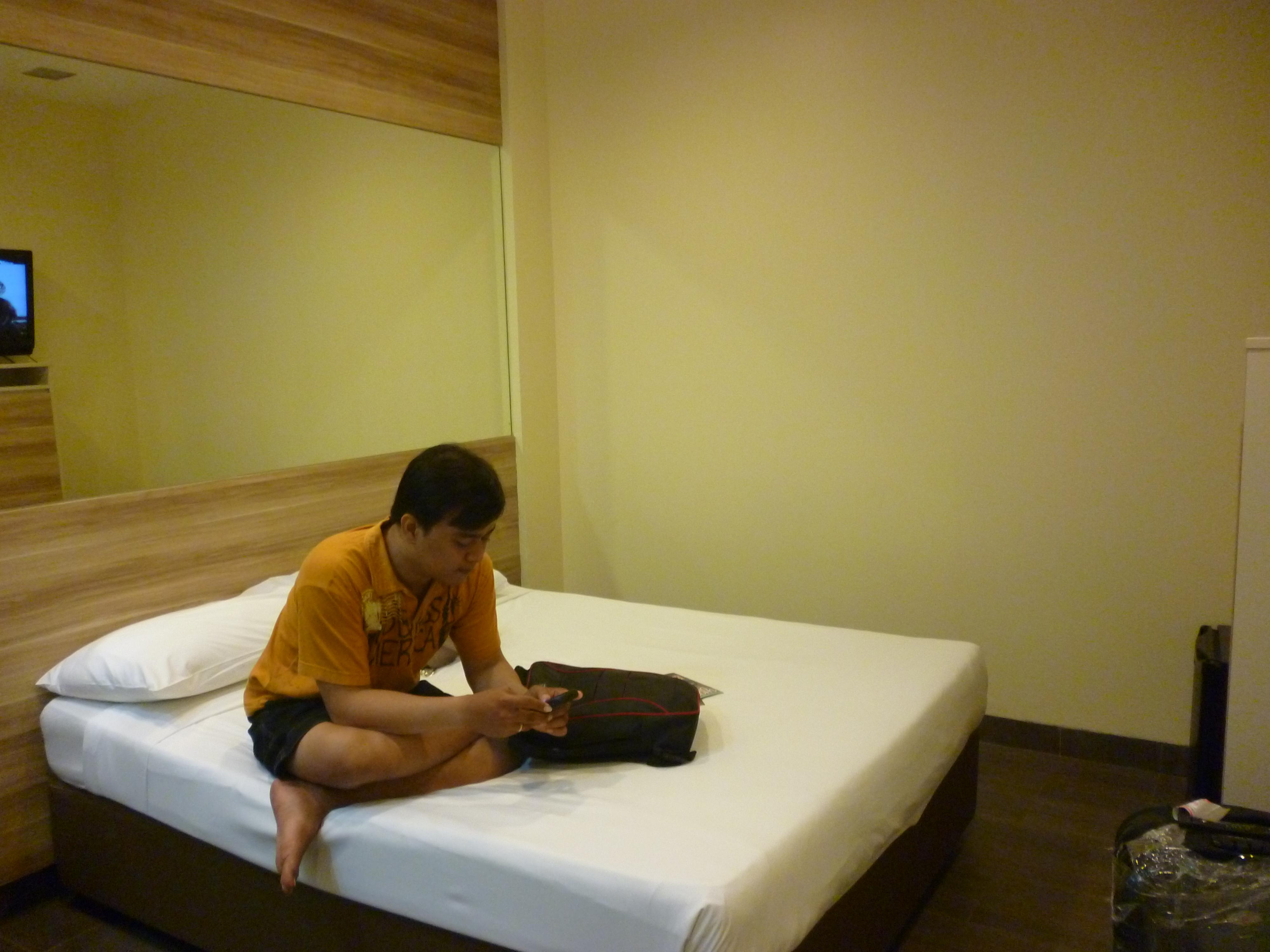 Nginep Dihostel Atau Diapertemen2 Gituberhubung Suamiku Nggak Mau Kamar Mandi And Tempat Tidur Share Jadinya Hotel Ini Bisa Jadi Pilihan Dahkenapa